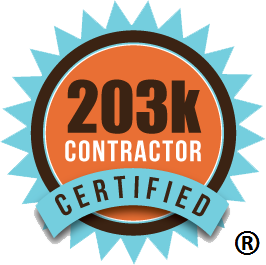 203 Contractor Certified Badge