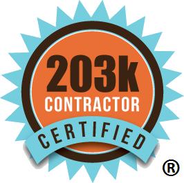 203 Contractor Certified Badge